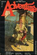 Adventure (1910-1971 Ridgway/Butterick/Popular) Pulp Vol. 39 #1