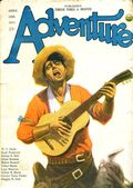 Adventure (1910-1971 Ridgway/Butterick/Popular) Pulp Vol. 40 #2