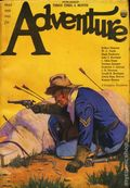 Adventure (1910-1971 Ridgway/Butterick/Popular) Pulp Vol. 40 #4