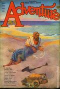 Adventure (1910-1971 Ridgway/Butterick/Popular) Pulp Vol. 40 #5