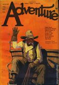 Adventure (1910-1971 Ridgway/Butterick/Popular) Pulp Aug 10 1923