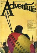 Adventure (1910-1971 Ridgway/Butterick/Popular) Pulp Sep 30 1923