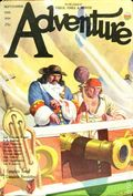 Adventure (1910-1971 Ridgway/Butterick/Popular) Pulp Sep 10 1924