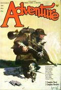 Adventure (1910-1971 Ridgway/Butterick/Popular) Pulp Nov 10 1924