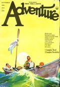 Adventure (1910-1971 Ridgway/Butterick/Popular) Pulp Nov 20 1924