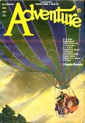 Adventure (1910-1971 Ridgway/Butterick/Popular) Pulp Nov 30 1924