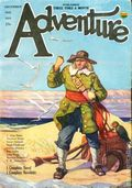 Adventure (1910-1971 Ridgway/Butterick/Popular) Pulp Dec 10 1924