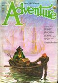 Adventure (1910-1971 Ridgway/Butterick/Popular) Pulp Vol. 50 #3