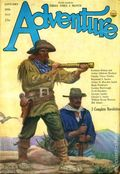 Adventure (1910-1971 Ridgway/Butterick/Popular) Pulp Jan 10 1925