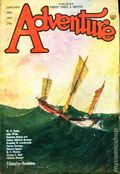 Adventure (1910-1971 Ridgway/Butterick/Popular) Pulp Jan 20 1925