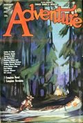 Adventure (1910-1971 Ridgway/Butterick/Popular) Pulp Vol. 50 #6