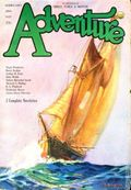 Adventure (1910-1971 Ridgway/Butterick/Popular) Pulp Feb 28 1925