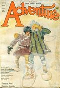 Adventure (1910-1971 Ridgway/Butterick/Popular) Pulp Apr 30 1925
