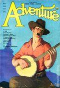 Adventure (1910-1971 Ridgway/Butterick/Popular) Pulp Vol. 52 #6