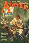 Adventure (1910-1971 Ridgway/Butterick/Popular) Pulp Vol. 53 #1