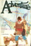 Adventure (1910-1971 Ridgway/Butterick/Popular) Pulp Jun 20 1925
