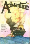 Adventure (1910-1971 Ridgway/Butterick/Popular) Pulp Jul 10 1925