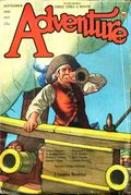 Adventure (1910-1971 Ridgway/Butterick/Popular) Pulp Sep 20 1925