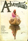 Adventure (1910-1971 Ridgway/Butterick/Popular) Pulp Vol. 54 #6