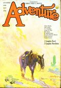 Adventure (1910-1971 Ridgway/Butterick/Popular) Pulp Oct 10 1925