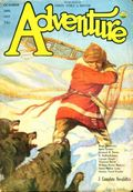 Adventure (1910-1971 Ridgway/Butterick/Popular) Pulp Oct 20 1925