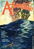 Adventure (1910-1971 Ridgway/Butterick/Popular) Pulp Oct 30 1925