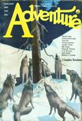 Adventure (1910-1971 Ridgway/Butterick/Popular) Pulp Jan 10 1926