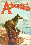 Adventure (1910-1971 Ridgway/Butterick/Popular) Pulp Feb 28 1926