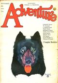 Adventure (1910-1971 Ridgway/Butterick/Popular) Pulp Sep 8 1926