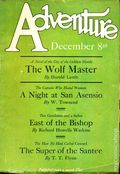 Adventure (1910-1971 Ridgway/Butterick/Popular) Pulp Dec 8 1926