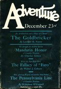 Adventure (1910-1971 Ridgway/Butterick/Popular) Pulp Dec 23 1926