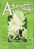 Adventure (1910-1971 Ridgway/Butterick/Popular) Pulp Mar 1 1927