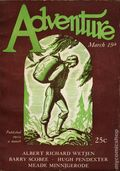 Adventure (1910-1971 Ridgway/Butterick/Popular) Pulp Mar 15 1927
