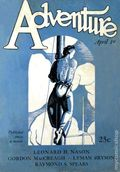Adventure (1910-1971 Ridgway/Butterick/Popular) Pulp Apr 1 1927
