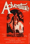 Adventure (1910-1971 Ridgway/Butterick/Popular) Pulp Apr 15 1927