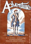 Adventure (1910-1971 Ridgway/Butterick/Popular) Pulp Vol. 62 #5