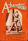 Adventure (1910-1971 Ridgway/Butterick/Popular) Pulp Jun 15 1927