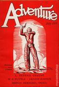 Adventure (1910-1971 Ridgway/Butterick/Popular) Pulp Jul 15 1927
