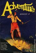 Adventure (1910-1971 Ridgway/Butterick/Popular) Pulp Aug 1 1927