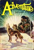 Adventure (1910-1971 Ridgway/Butterick/Popular) Pulp Sep 1 1927
