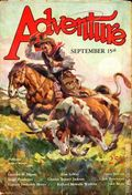 Adventure (1910-1971 Ridgway/Butterick/Popular) Pulp Sep 15 1927