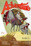 Adventure (1910-1971 Ridgway/Butterick/Popular) Pulp Oct 1 1927