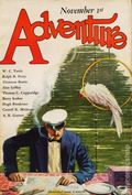 Adventure (1910-1971 Ridgway/Butterick/Popular) Pulp Nov 1 1927
