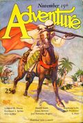 Adventure (1910-1971 Ridgway/Butterick/Popular) Pulp Nov 15 1927