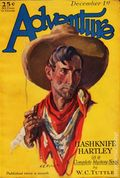 Adventure (1910-1971 Ridgway/Butterick/Popular) Pulp Dec 1 1927