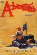 Adventure (1910-1971 Ridgway/Butterick/Popular) Pulp Jan 1 1928
