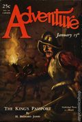 Adventure (1910-1971 Ridgway/Butterick/Popular) Pulp 301/15 1928