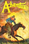 Adventure (1910-1971 Ridgway/Butterick/Popular) Pulp Feb 1 1928