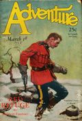 Adventure (1910-1971 Ridgway/Butterick/Popular) Pulp Mar 1 1928