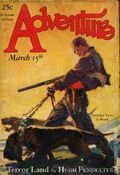 Adventure (1910-1971 Ridgway/Butterick/Popular) Pulp Mar 15 1928